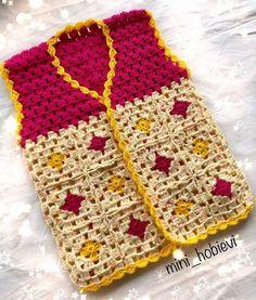 Crochet Baby Sweaters, Crochet Baby Cardigan, Crochet Baby Clothes, Crochet Jacket, Baby Boy Knitting Patterns, Baby Patterns, Crochet Patterns, Dress Patterns, Crochet Slipper Pattern