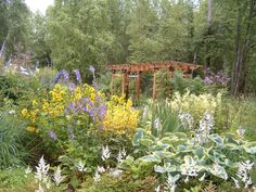 Alaska Botanical Garden (4601 Campbell  Airstrip Road, Anchorage) - assortment of native hardy plants, tours daily at 1pm in June-August, office hours year round Mon-Fri 10am-4pm, cost $7