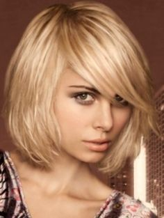 Easy-to-Style Medium Haircut Ideas 2012 by lorena