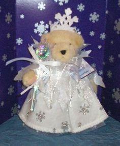 Muffy VanderBear from North American Bear Company Snowflake 1993