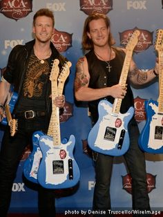 Congrats to Florida Georgia Line on winning Big at American Country Awards!