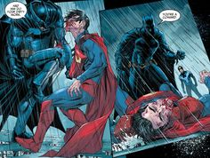 Injustice, year 5. Enjoy it. #injustice #batman #superman