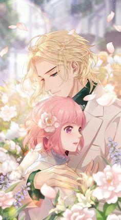 Manga Couple, Anime Love Couple, Anime Cupples, Anime Art, Manhwa, Romantic Anime Couples, Cute Anime Coupes, Fanart, Anime Poses