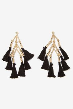 Love these earring by Berry Brand!