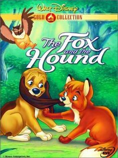 Fox and the Hound, love it forever