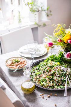 Kukkakaalikuskus // Cauliflower Couscous Food & Style Kati Pohja Photo Satu Nyström Maku 2/2015, www.maku.fi