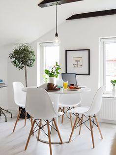 Как максимально использовать пространство квартиры в мансарде