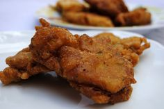 Asopaipas. Recetas de Cocina Casera.: Tortillitas de Bacalao