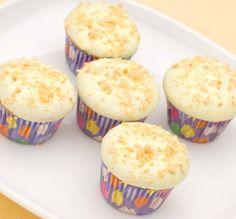 Wheat Free Dog Cupcakes by Diva Dog Bakery