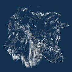 Leones y Lobos, símbolos para la libertad