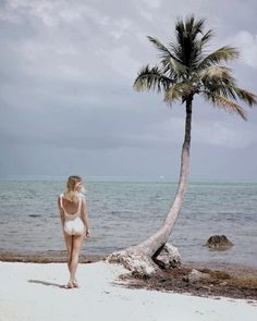 Travelguide Miami & Key West    Beach babes be like... Lesson 1: Posing next to a palmtree ✔️