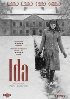 Ida - Signatura DVD IDA Naranja - Código de Barras: 3354474