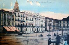 Glorieta Arenal. via Museo Huertano de Murcia