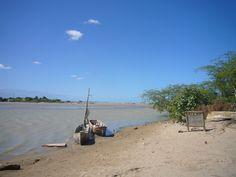 La Laguna salada, Parque nacional Camarones. La Guajira, Colombia Asesoria Turistica. Contacto en http://dld.bz/aM8Yc