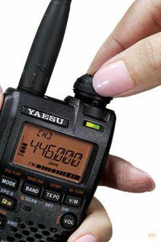 Ham dual band antenna mobile radio