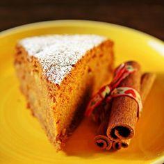 Ciasto marchewkowe z jabłkami (bez laktozy) Recipies, Desserts, Diet, Recipes, Tailgate Desserts, Deserts, Postres, Dessert, Plated Desserts