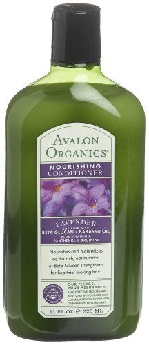 Avalon Organics Lavender Nourishing Conditioner , 11 -Ounce Bottle (Pack of >>> Trust me, this is great! Click the image. Organic Brand, Organic Skin Care, Avalon Organics, Nourishing Shampoo, Organic Shampoo, Natural Hair Care, Natural Beauty, Beauty Care, Beauty Tips