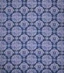 Upholstery Fabric-Eaton Square Desciptive Indigo