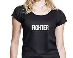 Fighter - T-Shirt