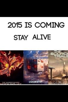 STAY ALIVE FELLOW TRIBUTES, INITIATES AND GLADERS<-- ILL TRY. BUT ITLL BE HARD. I DONT THINK ILL SUCCEED. *dies*