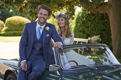 'Shrewsbury' Tweed 3 Piece - Tweed - Wedding Suits