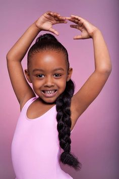 Cute African American Hairstyles for Gorgeous Look – The UnderCut Updo-Braided-Ponytail-Hairstyle Penteados afro-americanos bonitos para olhar lindo Black Kids Haircuts, Black Kids Hairstyles, Teenage Hairstyles, Kids Braided Hairstyles, Girl Haircuts, Trendy Hairstyles, Braided Ponytail, Children Hairstyles, Toddler Hairstyles