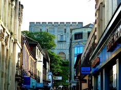 View of the Norwich Castle. Taken Oct Oh The Places You'll Go, Places Ive Been, Norwich Castle, Norwich England, Wish I Was There, Norfolk, Great Britain, Faces, Earth