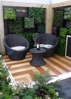 Best small garden design ideas from the Young Gardeners competition http://www.daviddomoney.com/2016/03/24/the-best-small-garden-design-ideas-from-the-young-gardeners-competition/