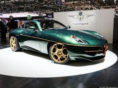 Alfa Romeo Disco Volante - CNET Reviews via @CNET