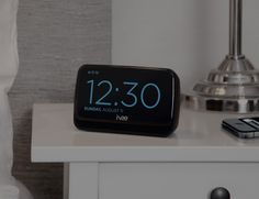 ivee Sleek makes it possible to manage and control your home's connected devices by simply speaking your commands.