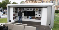 container conteneur evenement streetmarketing nike pop up store 6