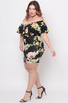 82ea9b4b803b1 Curvy Sense - Trendy And Affordable Plus Size Dresses