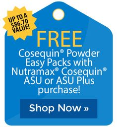 Free Cosequin� Powder Easy Packs with Nutramax� Cosequin� ASU or ASU Plus purchase! Horse Supplies, Cyber Monday Sales, Holiday Deals, Shop Now, Powder, Easy, Free, Face Powder