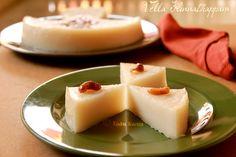 Vella Kinnathappam / Steamed Rice Cake #appam #kerala