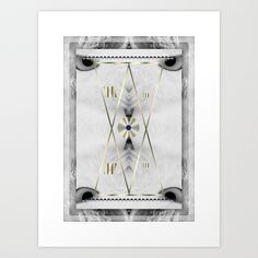 AURORA POLARIS#03 Art Print by oculto | Society6