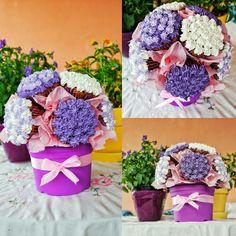 #cupcakes #bouquet #passion