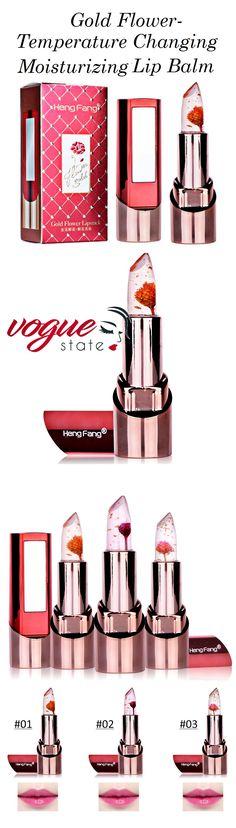 Enhance your Smile! Temperature Color Changing Moisturizing Lip Balm