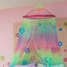 Three Cheers For Girls! Tie Dye Canopy & Reviews   Wayfair