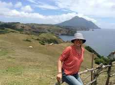 """Racuh a Payaman #This is probably one of the most photographed places in Batanes. Also known as """"Marlboro Country"""","""