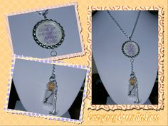 Emergency Spoon Necklace - Charmed Crafters