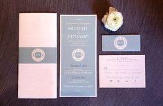 Printable Wedding Invitation - Custom Wedding Invitation Design, Wedding Invitation Template No. 1 on Etsy on Etsy, $3.50