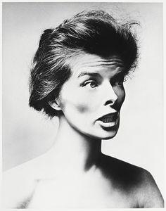 Katherine Hepburn, New York Studio