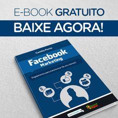 E-book - Facebook Marketing: Engajamento para transformar fãs em clientes - .com/teúdo