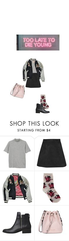 """68"" by a-velvet-heart ❤ liked on Polyvore featuring Monki, Boohoo, Isabel Marant, Oasis, 3.1 Phillip Lim, Armani Jeans and Marc by Marc Jacobs"