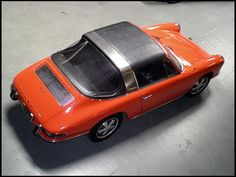 1968 Porsche 912 Soft Window Targ