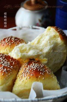 12款香软好吃小面包做法,简单易学的小餐包配方大全,太全面了,赶快收藏了!