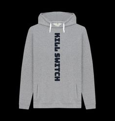 Grey killswitch hoodie Powered By Google, Google Sign In, Kill Switch, News Apps, Google Translate, Online Advertising, Google Classroom, Google Drive