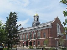 Needham Town Hall