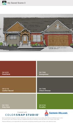 Status Bronze Paint Color Sw 7034 By Sherwin Williams View Interior And Exterior Paint Colors