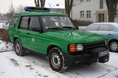 Germany - Landrover Discovery 2.5 D